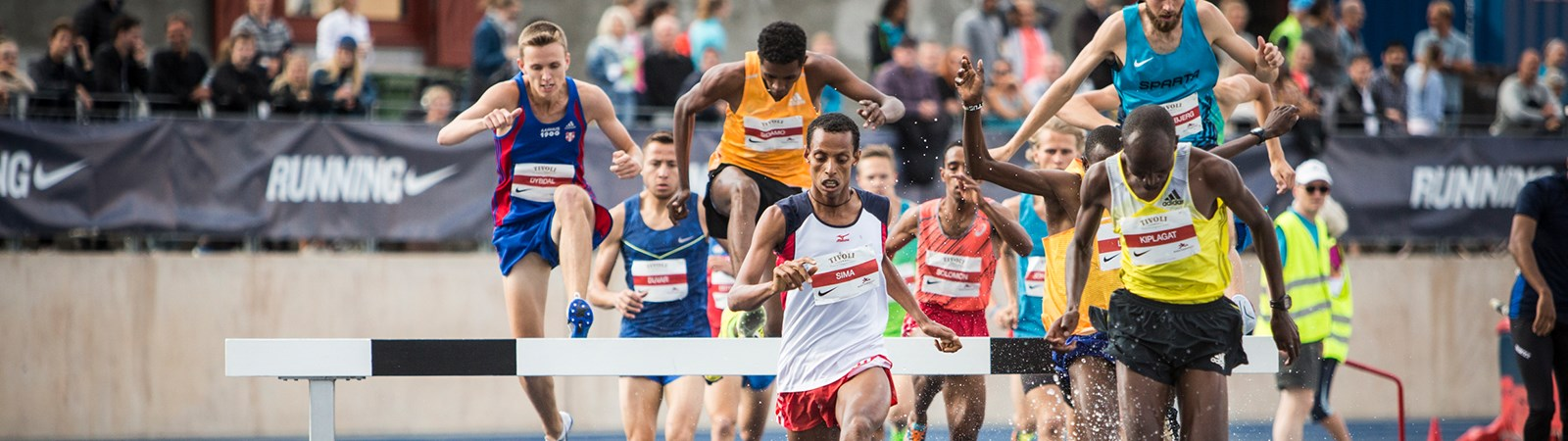 Copenhagen Athletics Games – atletik på højt internationalt niveau